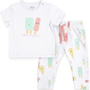 Jollein Broekje en T-Shirt 62/68 - Happy Icecream