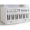 Quax Cotbed Sunny - Wit (exclusief lade)