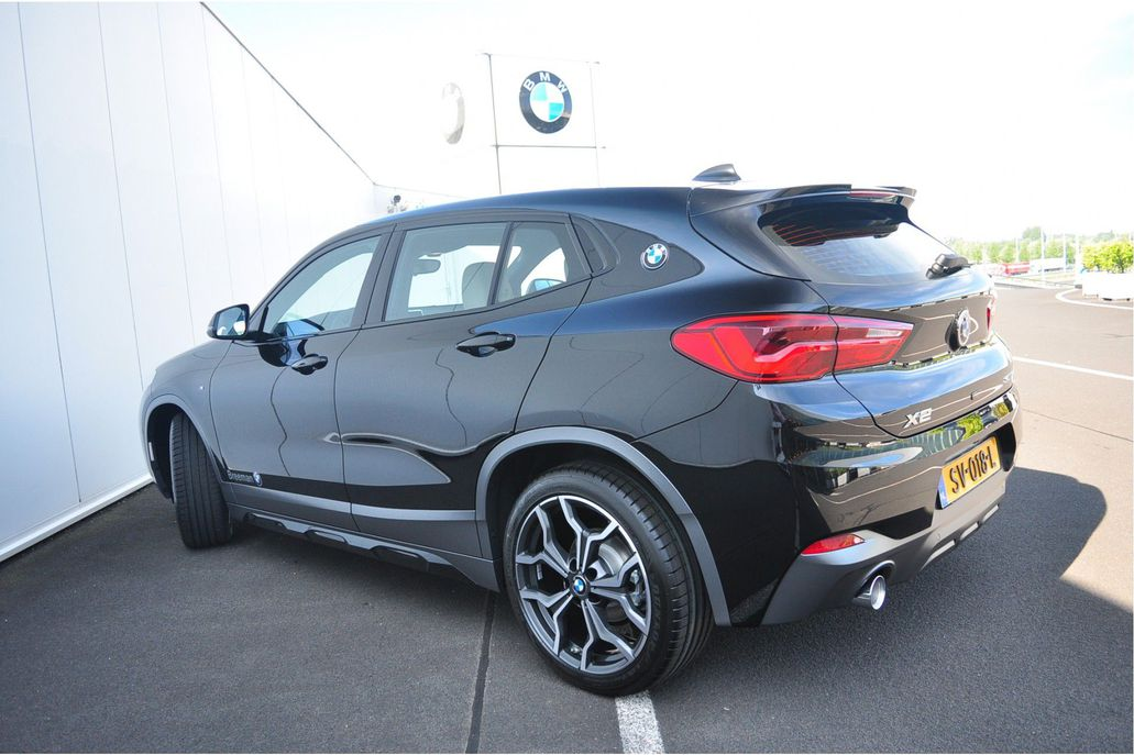 bmw x2 sdrive18i high executive m sport x aut occasion. Black Bedroom Furniture Sets. Home Design Ideas