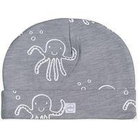 Jollein Mutsje 6-12 maanden - Octopus Grey