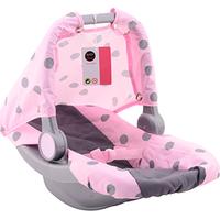 Poppenautostoel - Happy Baby