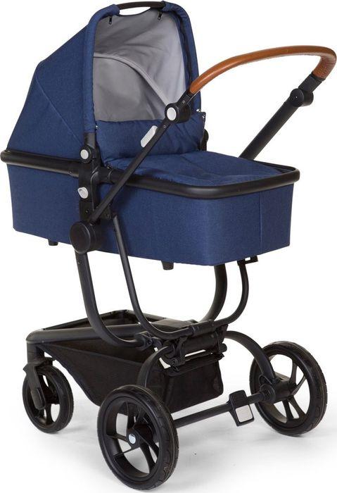 Childwheels Urbanista 2-in-1 Canvas Kinderwagen - Blauw (UL)