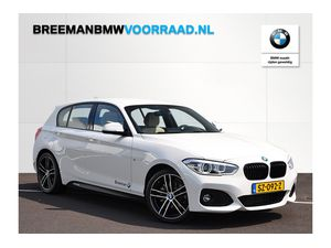 BMW 1 Serie 120i Editon M Sport Shadow High Executive