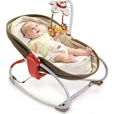 Tiny Love Rocker Napper 3-in-1 -Taupe