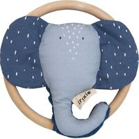 Trixie Houten Ringrammelaar - Mrs. Elephant
