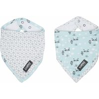Luma Bandana Slab set -  Racoon Mint