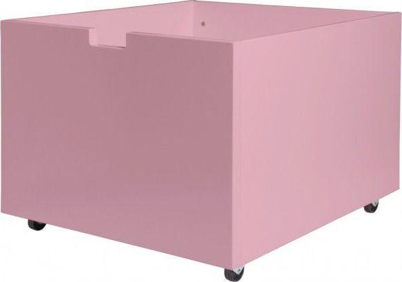 Bopita Speelgoedbak Op Wielen Voor Compactbed - Light Pink