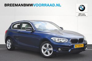 BMW 1 Serie 118i 3drs. Centennial High Executive Aut.