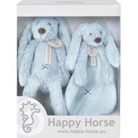 Happy Horse Giftbox Blue Rabbit Richie