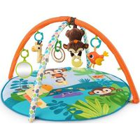 Bright Starts - Monkey Business Musical Activity Gym