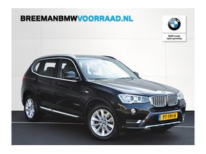 BMW X3 xDrive30d High Executive 3.0D 6 Cilinder 258PK