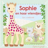 Sophie de Giraf Voelboekje: Sophie En Haar Vriendjes