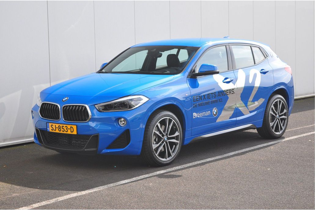 bmw x2 sdrive20i high executive m sport aut occasion. Black Bedroom Furniture Sets. Home Design Ideas