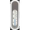 Bebe-Jou Badthermometer - Zilver