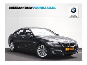 BMW 5 Serie 518d Sedan High Executive Luxury Line Aut.