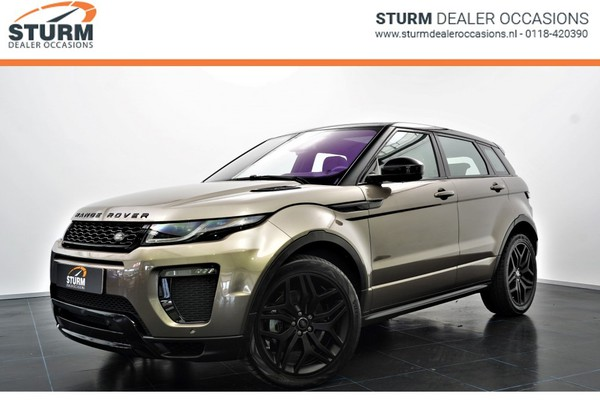 Land Rover Range Rover Evoque TD4 HSE 4WD DYNAMIC | Panoramadak | Head-up | 20'' | Leder | led | Rijklaarprijs!