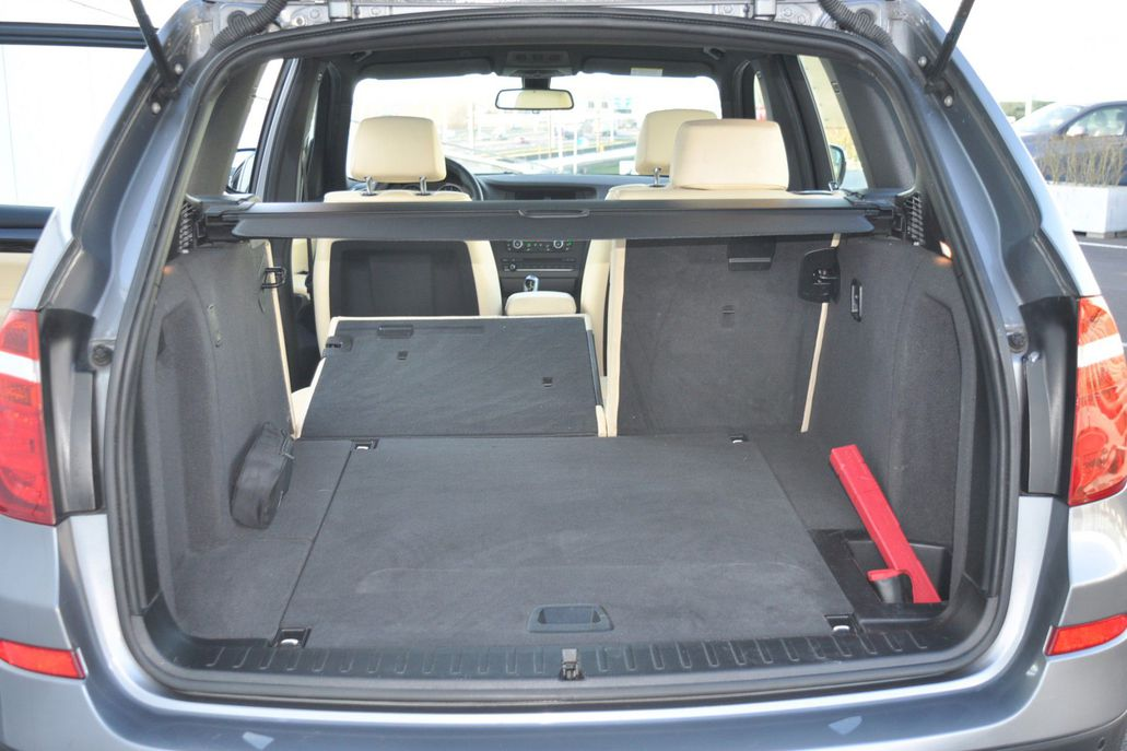 BMW X3 xDrive20i Chrome Line Edition Aut.