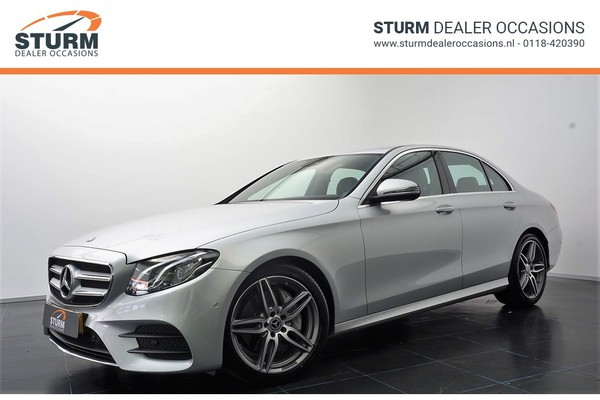 Mercedes-Benz E-Klasse 200 BUSINESS Sol. | AMG-Line | WIDESCREEN | LED | Camera | 19'' | COMAND Online | Rijklaarprijs!