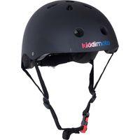 Kiddimoto Helm Mat Zwart M