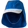 Petje met UV bescherming Blauw - Miyali