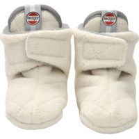 Lodger Slipper Fleece Scandinavian 0-3m Off-White