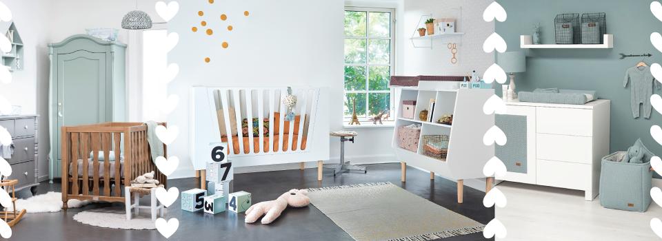 Complete Aankleding Babykamer.Babykamers Bij Babyhuis Casita