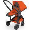 Greentom Upp Reversible Zwart-Oranje
