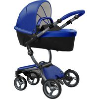 Mima Xari Graphite Grey Frame - Royal Blue