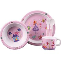 Kinderservies Feed Me Couvert Princess