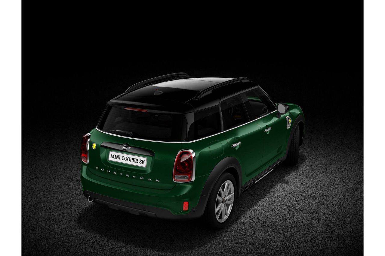 MINI 3-deurs (F56) SE ALL4 Countryman Aut. JCW Pakket