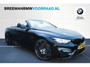 BMW 4 Serie M4 Cabrio Competition