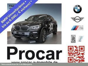 BMW X4 xDrive25d M Sport X Innovationsp. Navi Prof.