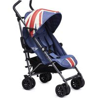 Easywalker Buggy+ Mini - Union Jack Vintage
