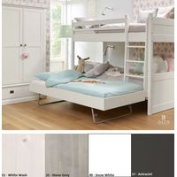 Alta Stapelbed C49 - Snow White