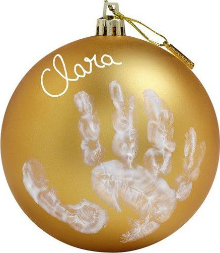 Baby Art Kerstbal My Christmas Fairy - Gold