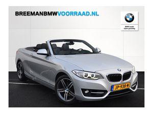BMW 2 Serie 218i Cabrio Executive Sport Line Aut.