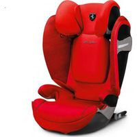 Cybex Solution S-Fix - Scuderia Ferrari Racing Red
