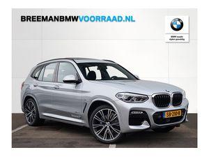 BMW X3 xDrive30d High Executive M Sport
