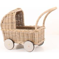 Poppenwagen Grijs - Holland by Happy Baby