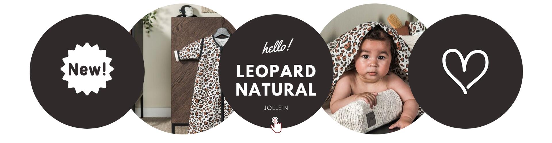 Jollein leopard