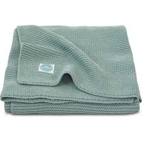 Jollein Deken 100x150cm Basic Knit - Forest Green