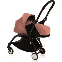 Yoyo+ Black Frame met Newborn Pack - Ginger