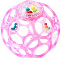 Oball Rattle - Roze