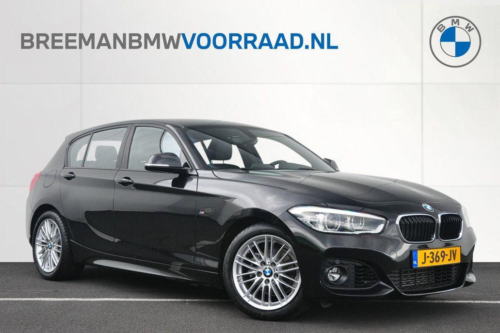BMW 1 Serie 118i 5drs. M Sport Aut.