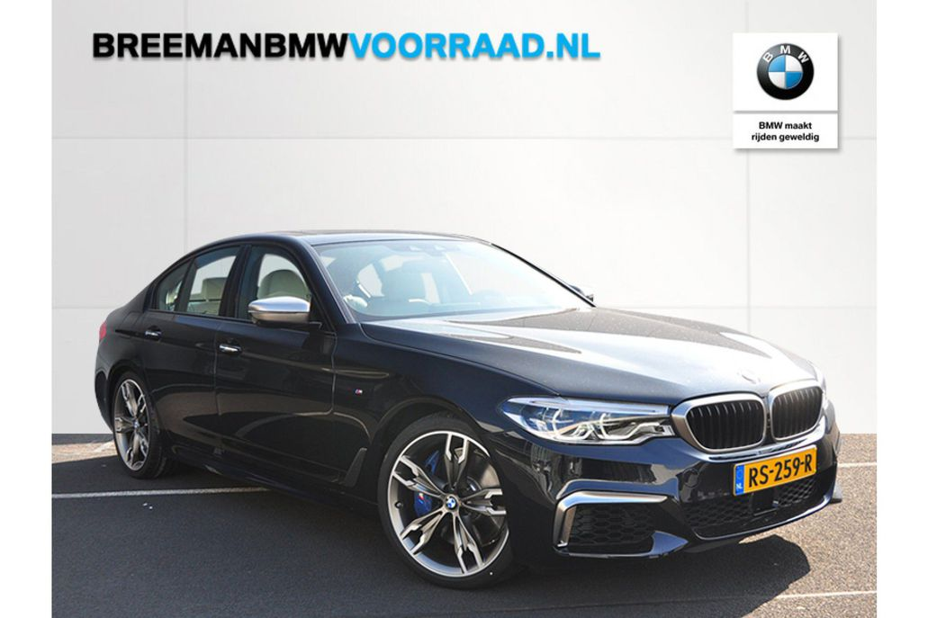 BMW M550i Sedan xDrive Individual Aut