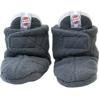 Lodger Slipper Fleece Scandinavian 6-12m Coal