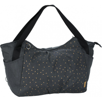 Verzorgingstas Casual Twin Bag Triangle Dark Grey - Lässig