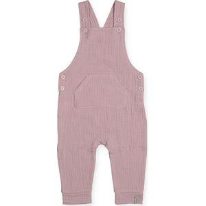 Jollein Tuinbroekje 62/68 - Wrinkled Pink