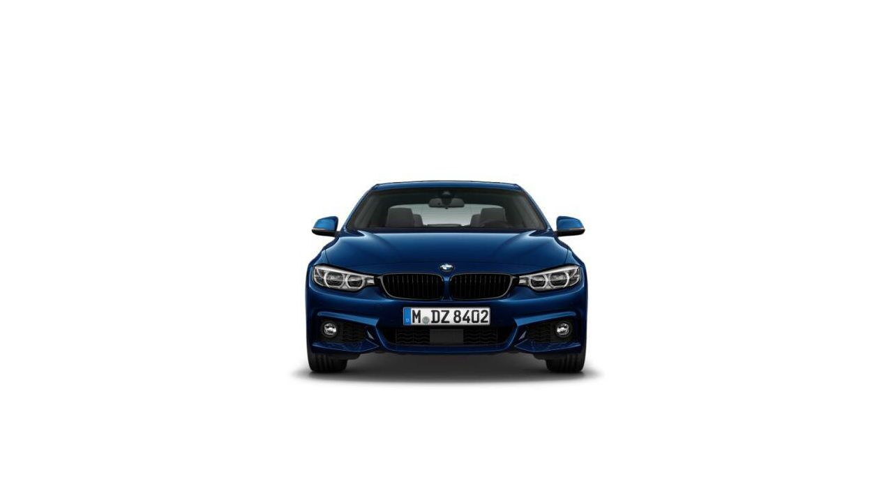 BMW 430i Coupé Model M Sport