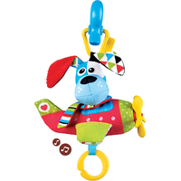 Yookidoo Musical Tap Play - Vliegtuig Hond